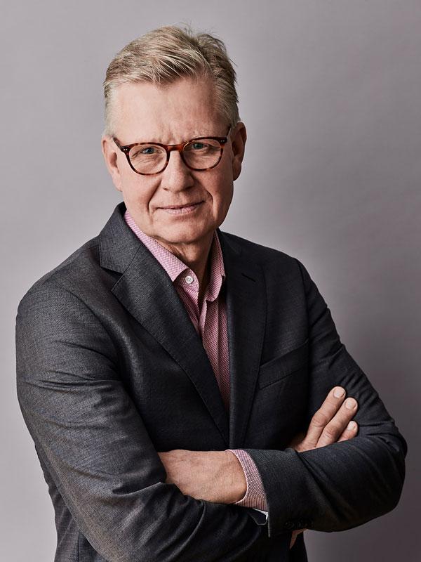 Per-Ola Forsberg, CFO
