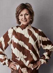 Christina Östberg Lloyd, CEO